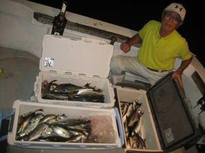 2012年9月2日(日)若狭湾でサバの49.0cmを釣られました